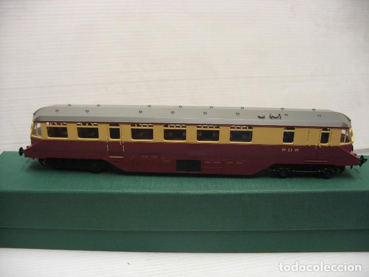 Trenes Escala: AUTOMOTOR HORNBY ANALOGICO CONTINUA C-C - Foto 9 - 221156612