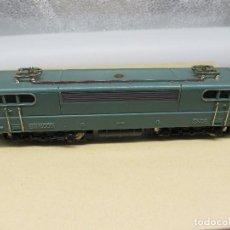 Trenes Escala: LOCOMOTORA BB16009 HORNBY MECCANO SNCF H0. Lote 221654796