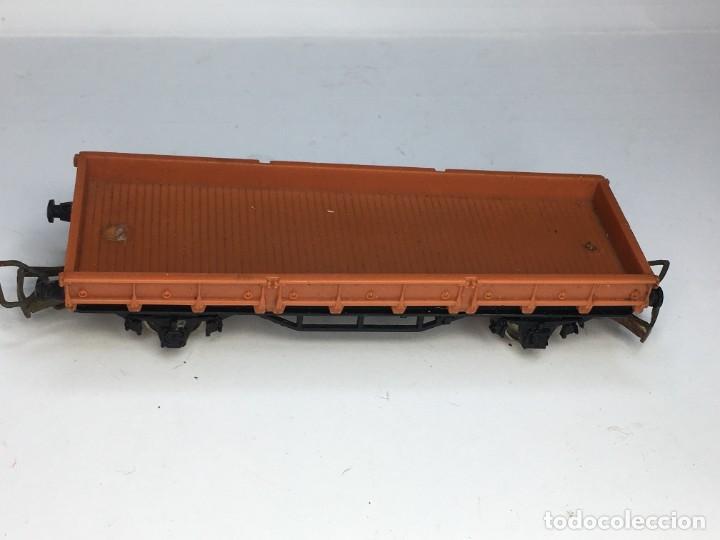 HORNBY VAGON PLATAFORMA TREN (Juguetes - Trenes Escala H0 - Hornby H0)