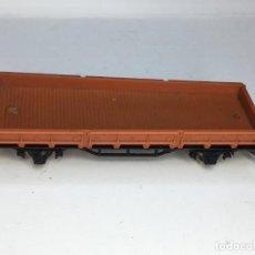 Trenes Escala: HORNBY VAGON PLATAFORMA TREN. Lote 221948440