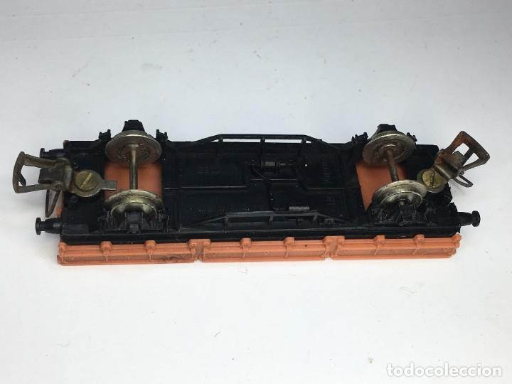 Trenes Escala: HORNBY VAGON PLATAFORMA TREN - Foto 2 - 221948440