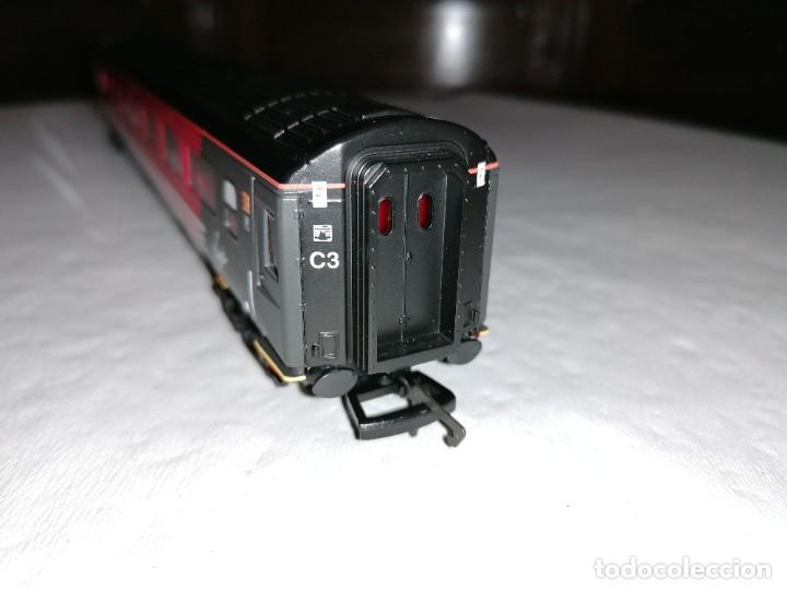 Trenes Escala: Hornby 00 R4097D Vagón pasajeros Virgin Mk3 Standard 42322 Británico Nuevo OVP - Foto 5 - 225204222