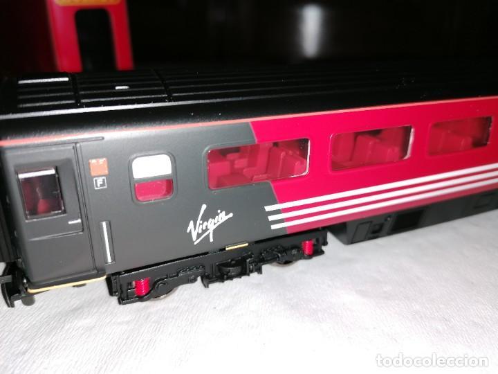 Trenes Escala: Hornby 00 R4097D Vagón pasajeros Virgin Mk3 Standard 42322 Británico Nuevo OVP - Foto 6 - 225204222
