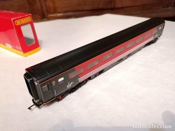 Trenes Escala: Hornby 00 R4097D Vagón pasajeros Virgin Mk3 Standard 42322 Británico Nuevo OVP - Foto 8 - 225204222