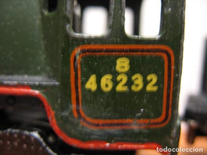 Trenes Escala: locomotora hornby ho con corriente continua a 3 railes HO - Foto 2 - 230576450