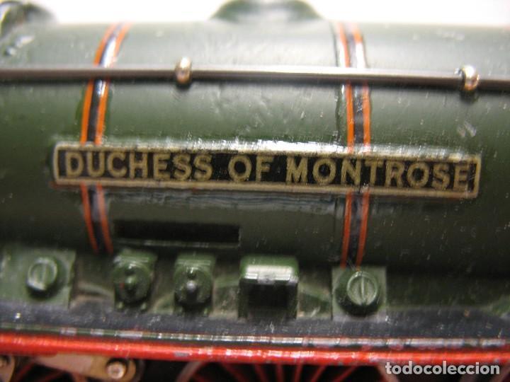 Trenes Escala: locomotora hornby ho con corriente continua a 3 railes HO - Foto 3 - 230576450