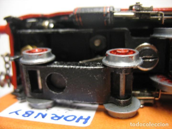 Trenes Escala: locomotora hornby ho con corriente continua a 3 railes HO - Foto 4 - 230576450
