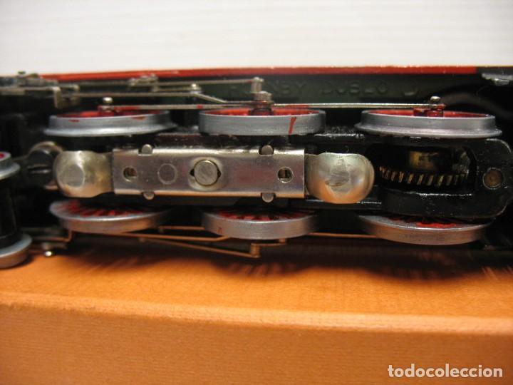 Trenes Escala: locomotora hornby ho con corriente continua a 3 railes HO - Foto 5 - 230576450