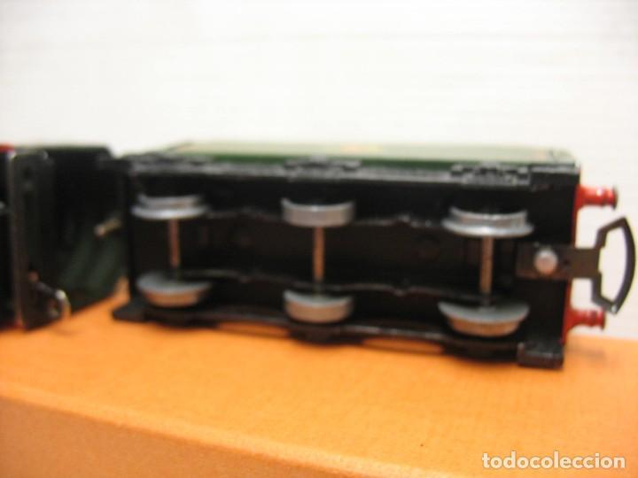 Trenes Escala: locomotora hornby ho con corriente continua a 3 railes HO - Foto 6 - 230576450