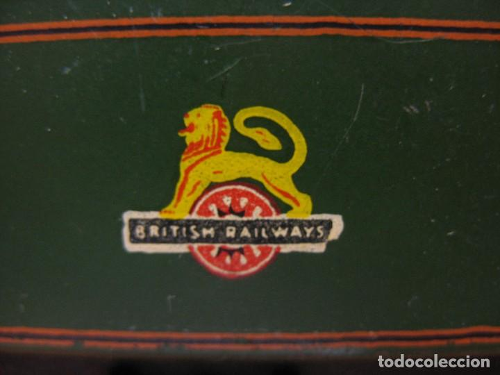 Trenes Escala: locomotora hornby ho con corriente continua a 3 railes HO - Foto 10 - 230576450
