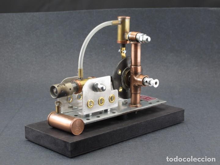 Trenes Escala: Motor de aire caliente tipo Stirling - Foto 3 - 232850475