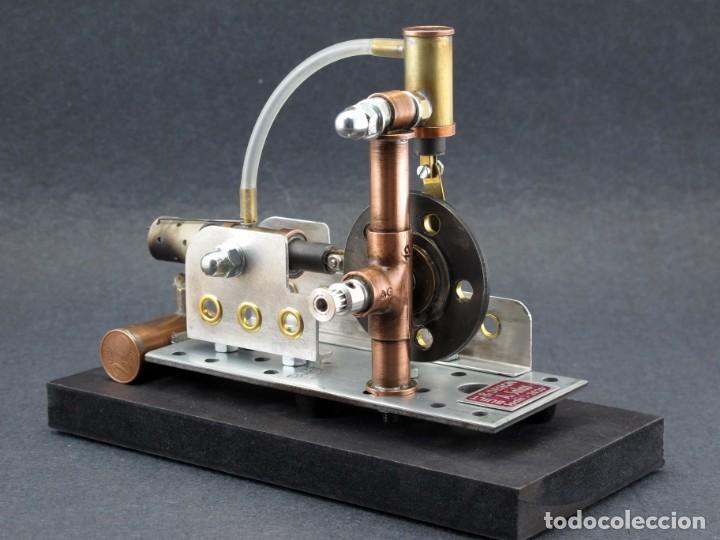 Trenes Escala: Motor de aire caliente tipo Stirling - Foto 4 - 232850475