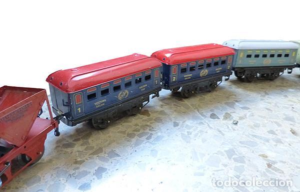 Trenes Escala: Lote de trenes de la marca Meccano Hornby - Foto 3 - 235944455