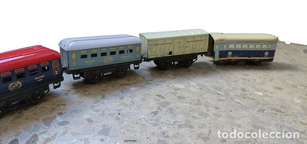 Trenes Escala: Lote de trenes de la marca Meccano Hornby - Foto 4 - 235944455