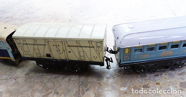 Trenes Escala: Lote de trenes de la marca Meccano Hornby - Foto 6 - 235944455