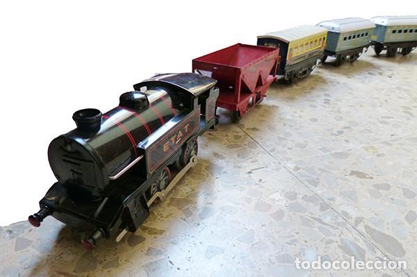 Trenes Escala: Lote de trenes de la marca Meccano Hornby - Foto 2 - 236094310