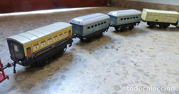 Trenes Escala: Lote de trenes de la marca Meccano Hornby - Foto 3 - 236094310