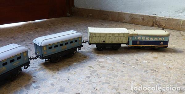 Trenes Escala: Lote de trenes de la marca Meccano Hornby - Foto 4 - 236094310