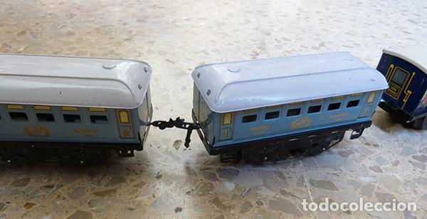 Trenes Escala: Lote de trenes de la marca Meccano Hornby - Foto 6 - 236094310