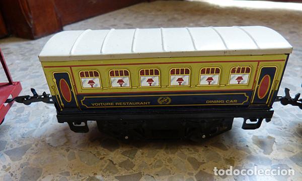 Trenes Escala: Lote de trenes de la marca Meccano Hornby - Foto 9 - 236094310