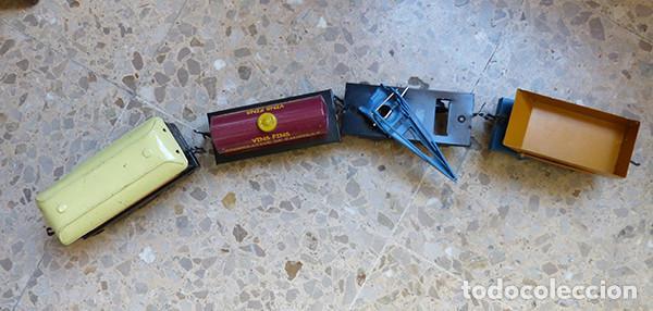Trenes Escala: Lote de trenes de la marca Meccano Hornby - Foto 2 - 236306905