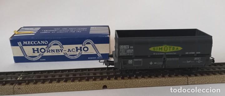 1 VAGÓN H0 DE HORNBY ACHO, 11,5 CM, 1960, ENVIO 4,80 EUROS, X31 (Juguetes - Trenes Escala H0 - Hornby H0)