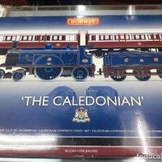 Trenes Escala: CAJA VACÍA TREN CALEDONIAN HORNBY R 2610. Lote 261317085