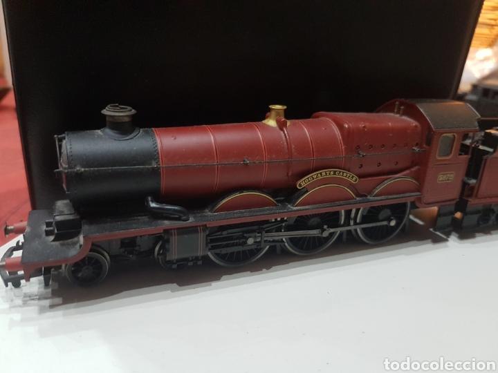 Trenes Escala: Locomotora Hornby con tender. Equipada con DCC. - Foto 2 - 271999648