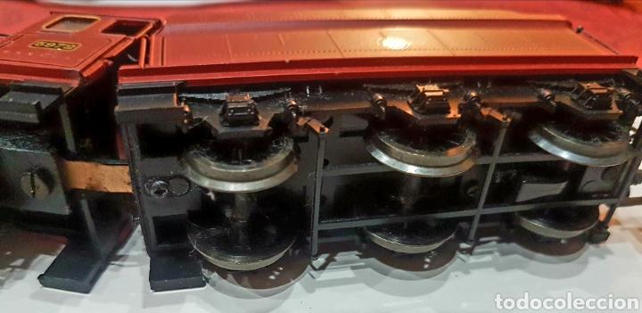 Trenes Escala: Locomotora Hornby con tender. Equipada con DCC. - Foto 10 - 271999648