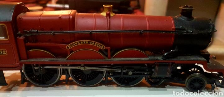 Trenes Escala: Locomotora Hornby con tender. Equipada con DCC. - Foto 12 - 271999648
