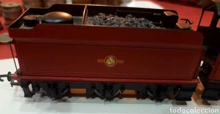 Trenes Escala: Locomotora Hornby con tender. Equipada con DCC. - Foto 13 - 271999648
