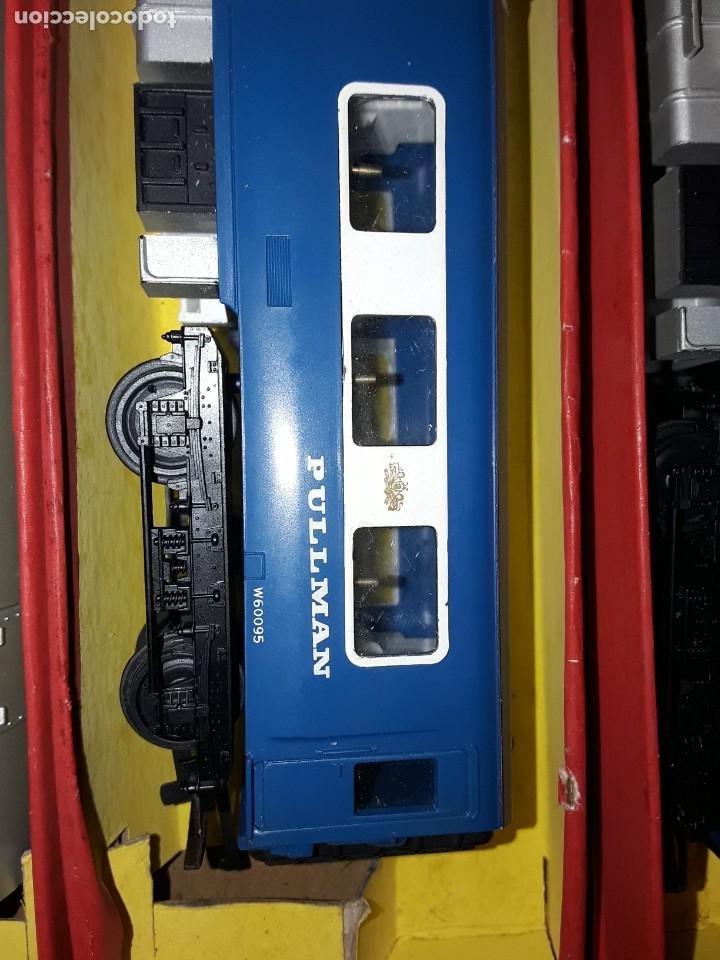 Trenes Escala: Triang Hornby, The Blue Pullman, funcionando, años 60. - Foto 13 - 272289198