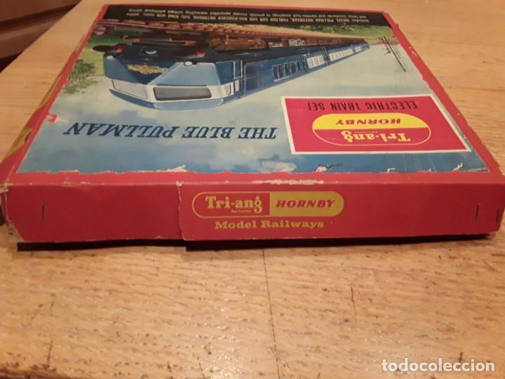 Trenes Escala: Triang Hornby, The Blue Pullman, funcionando, años 60. - Foto 15 - 272289198