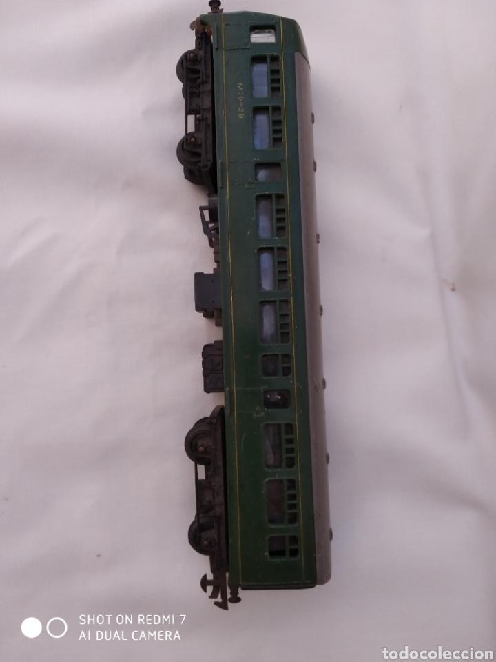 Trenes Escala: Lote 3 x Vintage Triang HO-OO vagones de ferrocarril, para repuestos o reparación - Foto 2 - 276479053