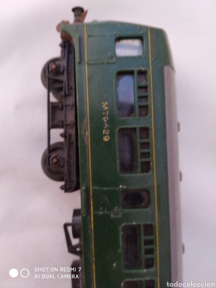Trenes Escala: Lote 3 x Vintage Triang HO-OO vagones de ferrocarril, para repuestos o reparación - Foto 3 - 276479053