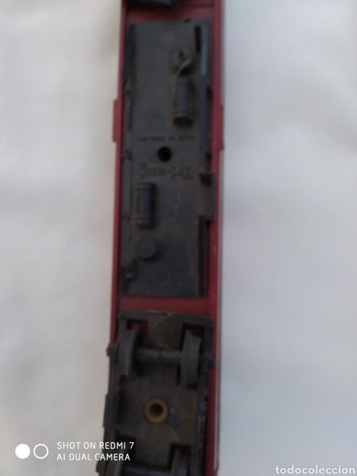 Trenes Escala: Lote 3 x Vintage Triang HO-OO vagones de ferrocarril, para repuestos o reparación - Foto 8 - 276479053