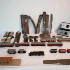Trenes Escala: ANTIGUO TREN MECCANO HORNBY. Lote 285190718