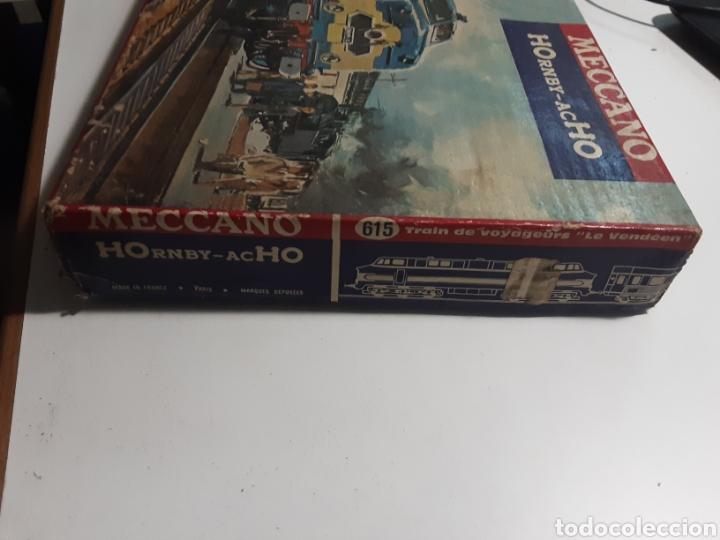Trenes Escala: Tren Meccano HOrnby- acHO perfecto estado la mejor descripción son las fotos - Foto 2 - 286309263