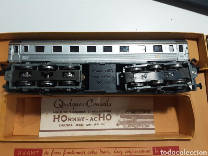 Trenes Escala: Tren Meccano HOrnby- acHO perfecto estado la mejor descripción son las fotos - Foto 5 - 286309263
