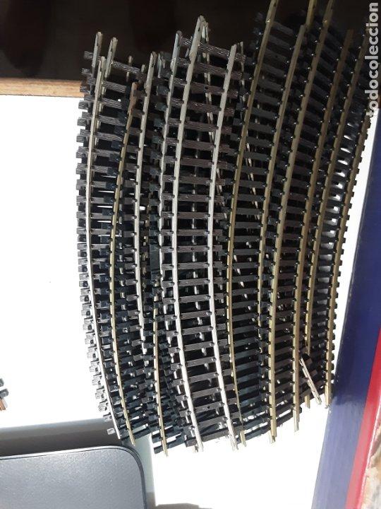 Trenes Escala: Tren Meccano HOrnby- acHO perfecto estado la mejor descripción son las fotos - Foto 8 - 286309263