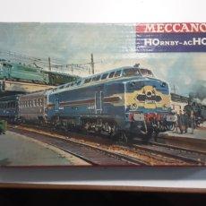 Trenes Escala: TREN MECCANO HORNBY- ACHO PERFECTO ESTADO LA MEJOR DESCRIPCIÓN SON LAS FOTOS. Lote 286309263