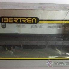 Trenes Escala: IBERTREN HO, VAGON MERCANCIAS BORDE BAJO, 2 EJES, REF 2302, EN CAJA. CC. Lote 32110378