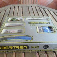 Trenes Escala: CAJA IBERTREN HO MODELO 2001 LOCOMOTORA DE MANIOBRAS. Lote 37894870