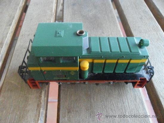 Trenes Escala: CAJA IBERTREN HO MODELO 2001 LOCOMOTORA DE MANIOBRAS - Foto 8 - 37894870