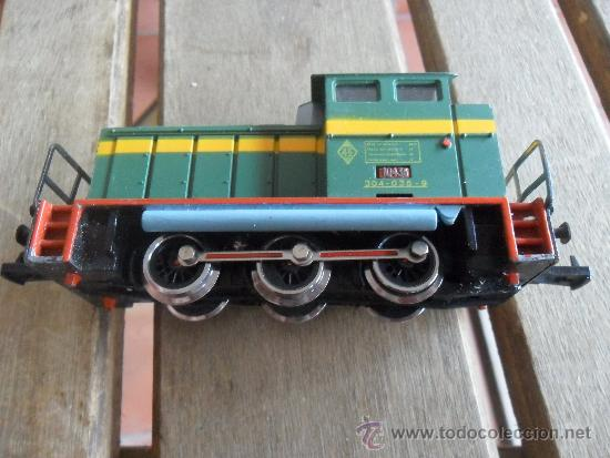 Trenes Escala: CAJA IBERTREN HO MODELO 2001 LOCOMOTORA DE MANIOBRAS - Foto 11 - 37894870