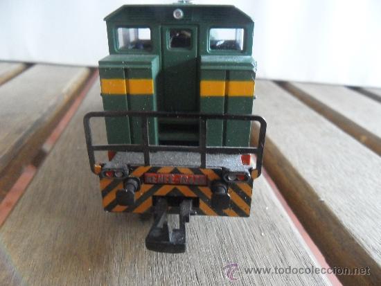 Trenes Escala: CAJA IBERTREN HO MODELO 2001 LOCOMOTORA DE MANIOBRAS - Foto 12 - 37894870