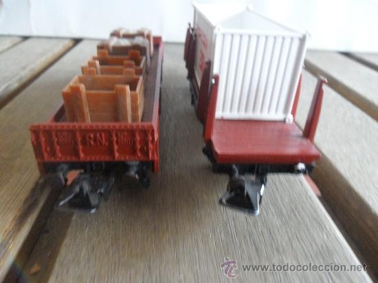 Trenes Escala: CAJA IBERTREN HO MODELO 2001 LOCOMOTORA DE MANIOBRAS - Foto 15 - 37894870