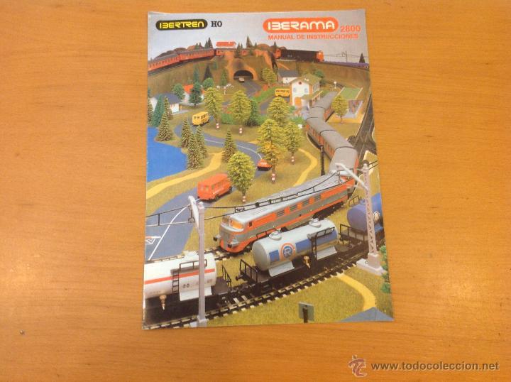 IBERTREN H0 IBERAMA 2800 (Juguetes - Trenes a Escala - Ibertren H0)