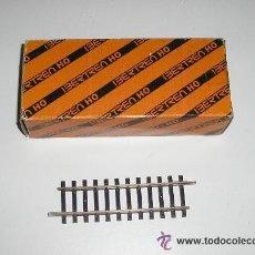 Trenes Escala: VIA RECTA 90/MM IBERTREN REF 2527 PARA MAQUETA TREN H0 - ARTICULO NUEVO. Lote 44108348