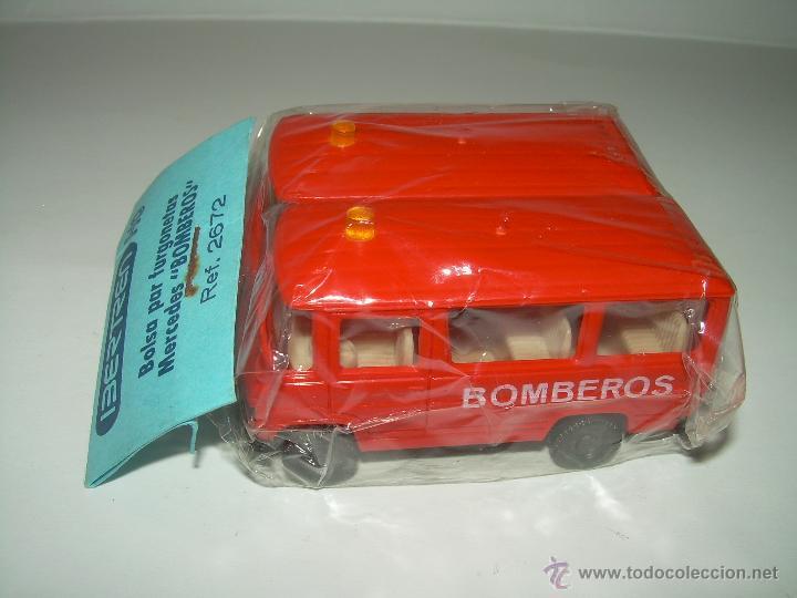 Trenes Escala: FURGONETAS IBERTREN BOMBEROS. - Foto 3 - 44269023